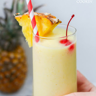 Pineapple Rum Slush Recipe