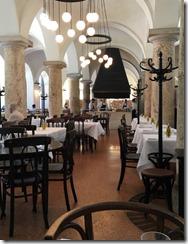 Brenners Restaurant Munich 2