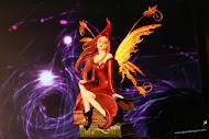 El Hada Maga en la Noche de Brujas o Halloween