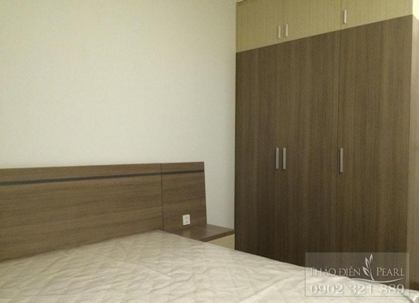 phòng ngủ căn hộ cho thuê tại thảo điền pearl Quận 2 - Tp HCM