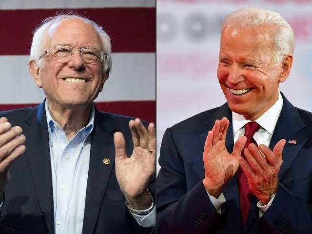 Sanders endorses Biden for President of the United States