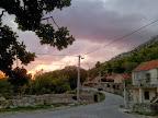 Abendstimmung in Marasovici
