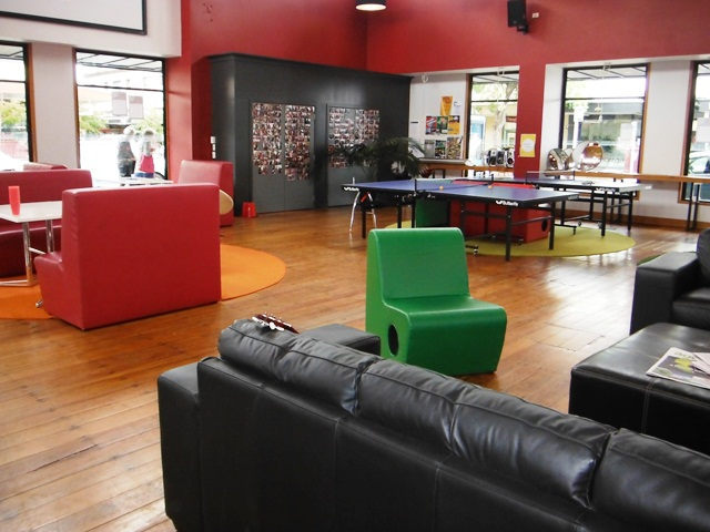 Youth Space Interior