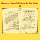 Manuscritos Califales (23)