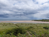 Alnmouth Station to Howdiemont Sands and Longhoughton - JordanWalks