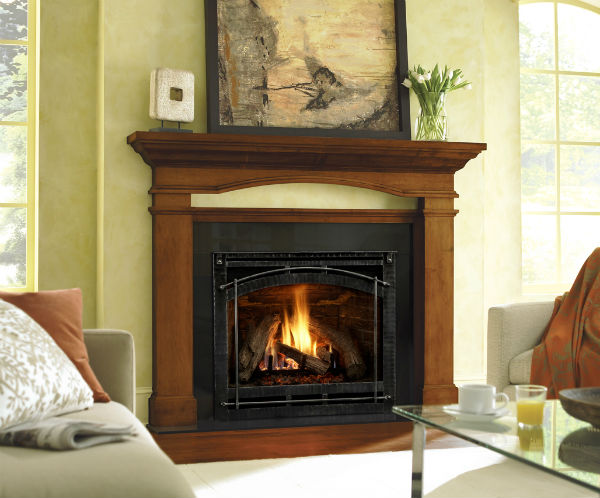 Wood Fireplace Inserts