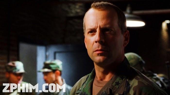 Ảnh trong phim Lệnh Phong Tỏa - The Siege 1