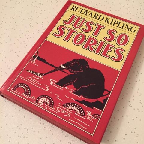 just so stories rudyard kipling