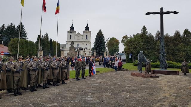 73 Rocznica Bitwy Karpacko - Dukielskiej - 20171005_104411.jpg