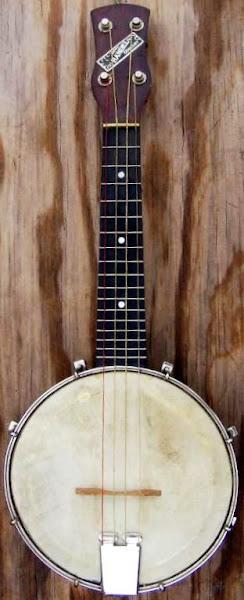 Handel Concert Banjolele