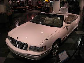 1998 Cadillac PopeMobile
