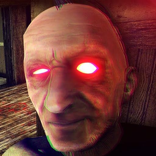 Scary Grandpa Horror