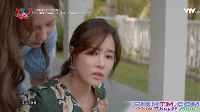 Linh (Nhã Phương) bị tình địch đẩy xuống nước, Junsu (Kang Tae Oh) vội vàng xuống cứu - Ảnh 7.