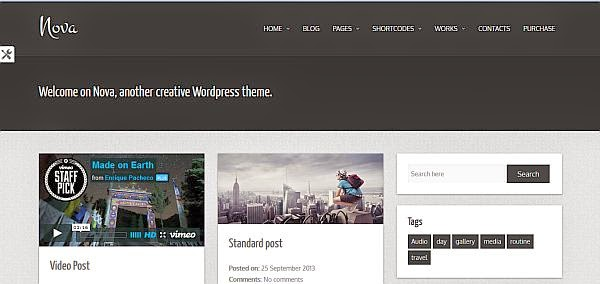 25 New Free Responsive WordPress Themes 10 25 New & Free Responsive WordPress Themes