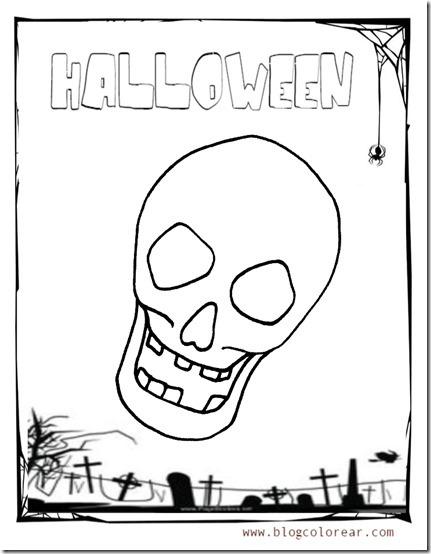 mascara  halloween53