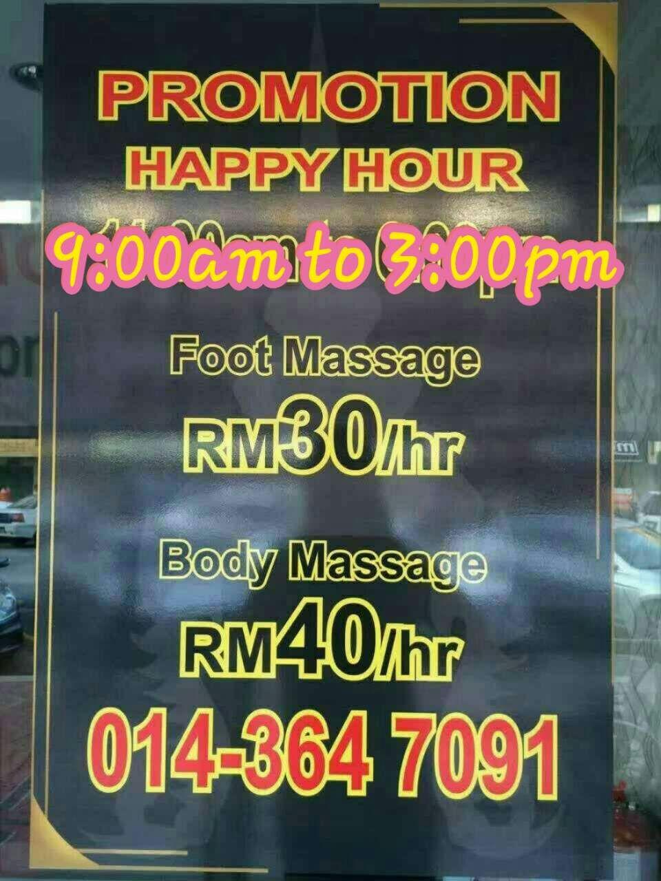 Sawadeka Thai foot and body massage | sawadeekap66 com