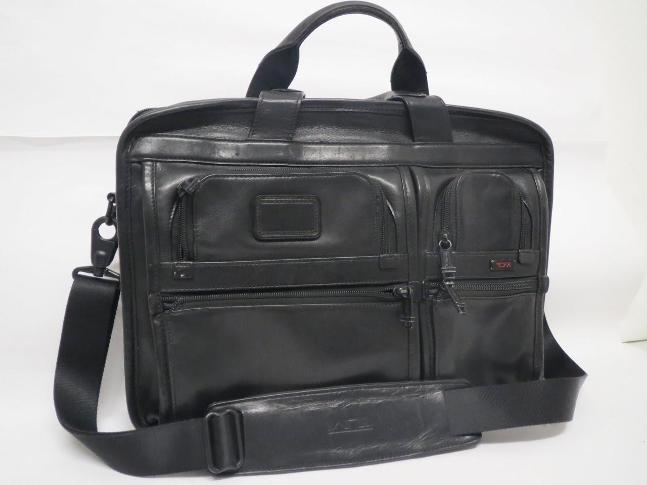 Tumi Laptop Case