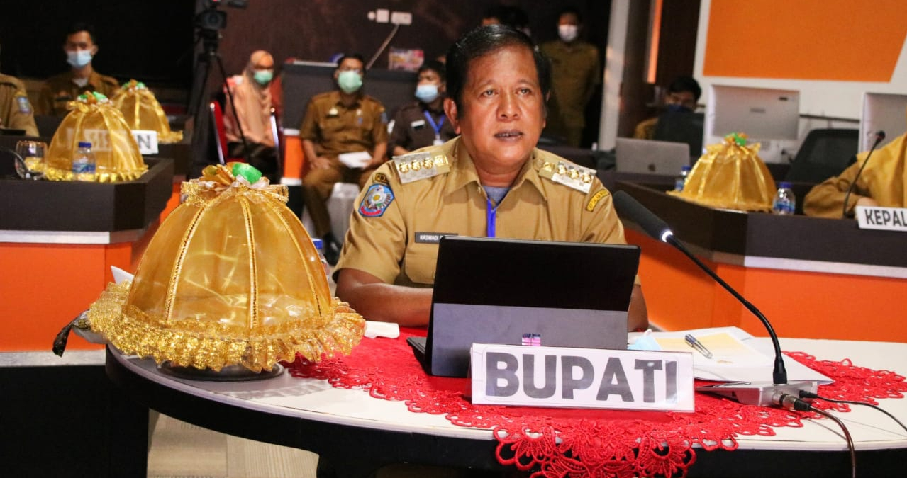 Bupati Soppeng Buka RKPD, Camat/Lurah dan Kepala Desa Sebagai Leading Sektor dan Pilar Pembangunan Daerah