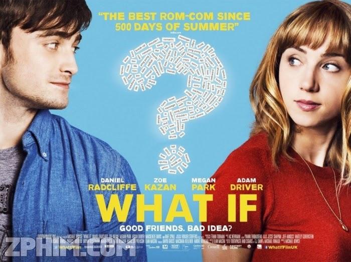 Ảnh trong phim Nếu Tình Là Bạn - What If 1