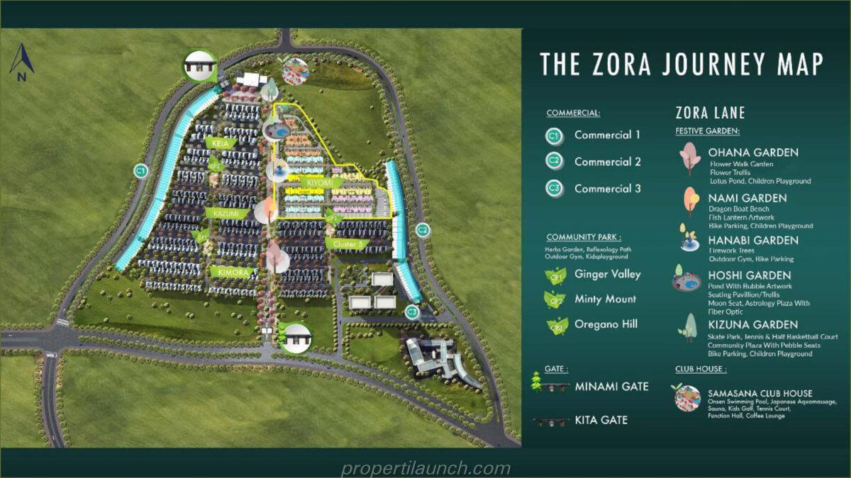 Master Plan The Zora BSD