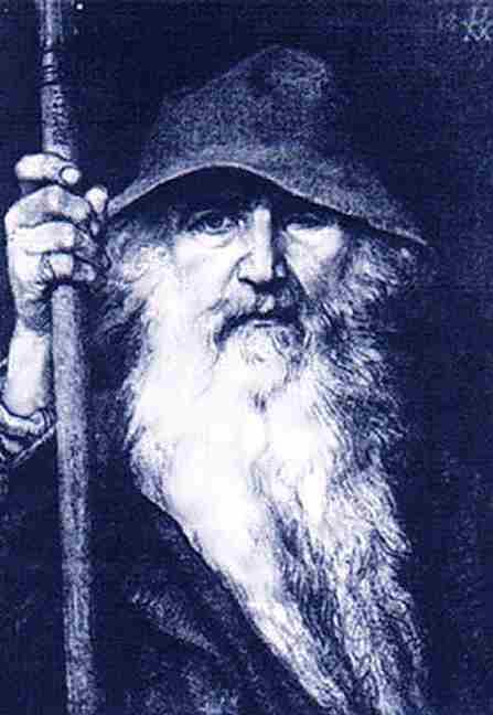 Grimner, Asatru Gods And Heroes