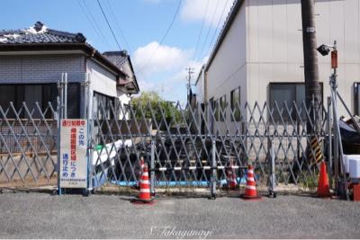 2016年8月 福島県富岡町