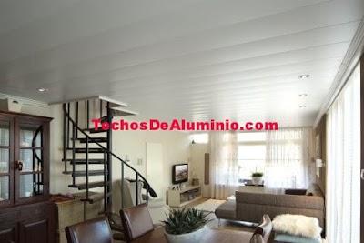 Precio Techo Aluminio Madrid
