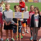 Mistrzostwa Strefy Jeleniogórskiej w Zawodach Lekkoatletycznych klas III – IV 2016