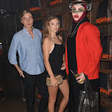 OIC - ENTSIMAGES.COM - James Gartshore-Boulter, Katie Boulter and Daniel Lismore Elite Model Look – UK Contest Final in london 30th July 2015 at the  Photo Mobis Photos/OIC 0203 174 1069