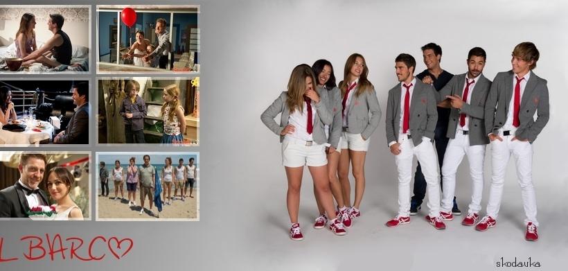 El Barco (Statek) - Forum miłośników Hiszpańskiego serialu EL BARCO i Hiszpańskiej TV