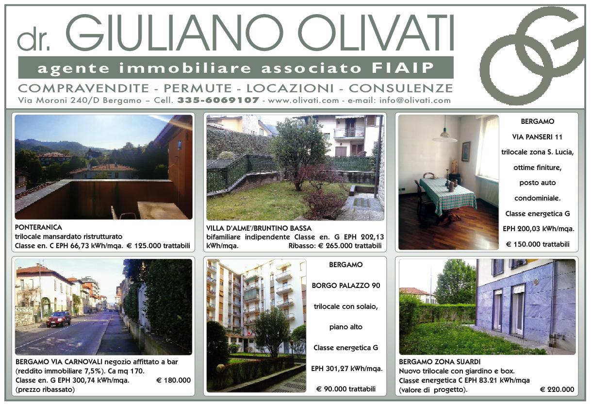 Agenzia #immobiliare #Bergamo Olivati casa | OLIVATI ...