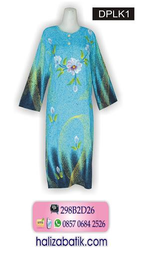 Batik Modern, Baju Batik Wanita, Grosir Pakaian Murah, DPLK1
