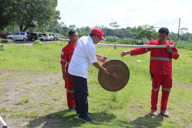 PMI Klaten Gelar Latgab Relawan di Bumi Perkemahan Kepurun