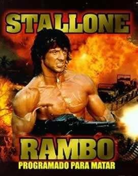 Baixar Filme Rambo: Programado para Matar