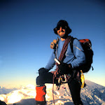 2925 Paul Crowsley on Grunegghorn-Bernese Oberland 2000.JPG