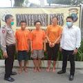 Tekab Polsek Sunggal Polrestabes Medan Ciduk Pengedar Narkoba