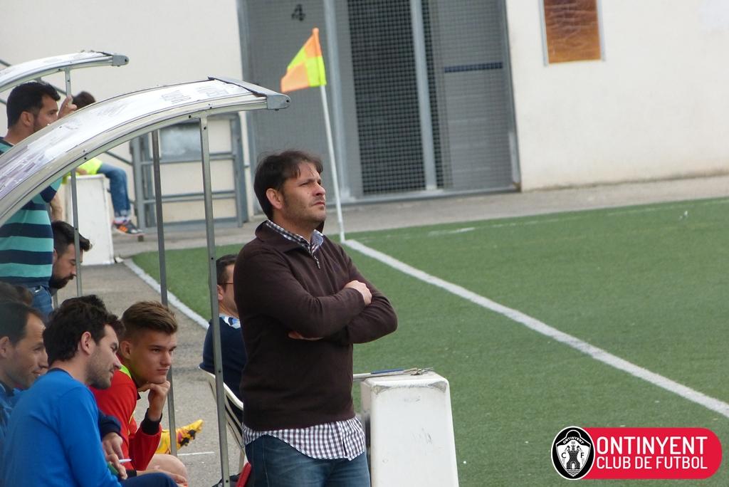 Miguel Ángel Mullor Ontinyent CF