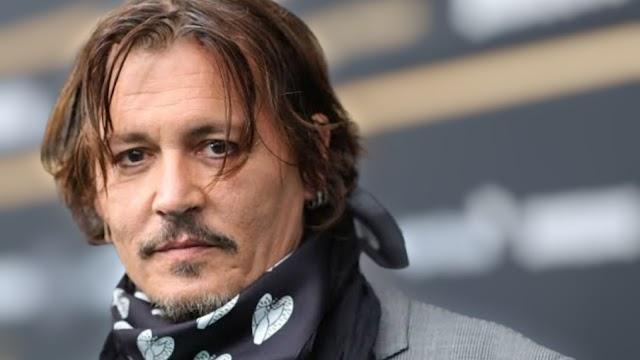Johnny Depp receberá prêmio em festival na Espanha