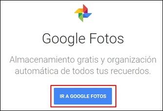 Abrir mi cuenta Google Fotos - 2