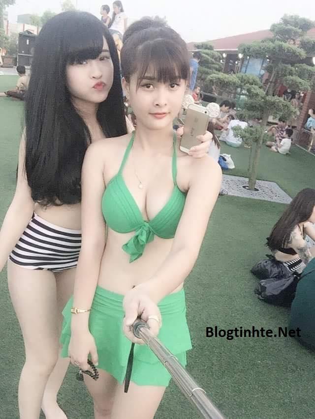 Cô gái bán Trà Chanh Xinh như Hot Girl