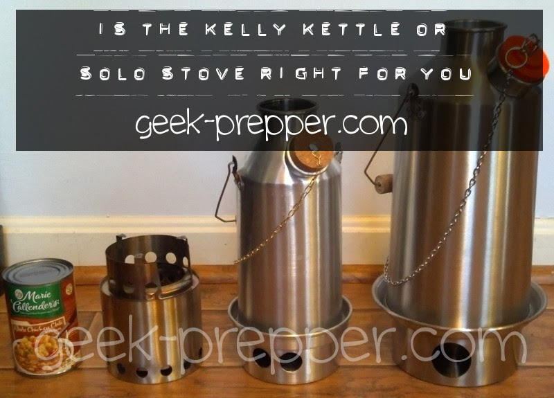 Is the Kelly Kettle or Solo Stove right for you
