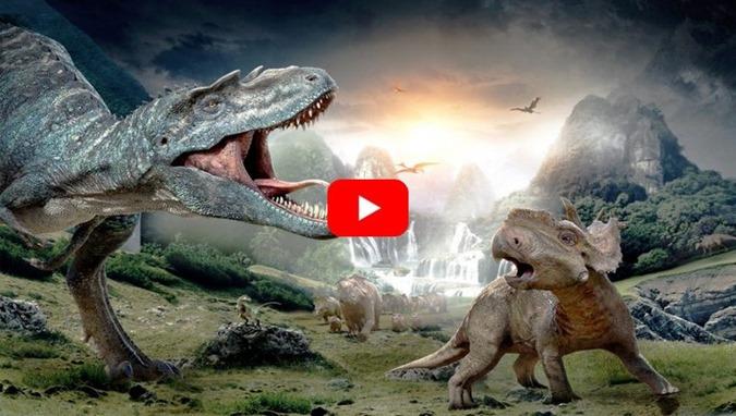 Plantas tóxicas influenciaram os dinossauros a irem a extinção