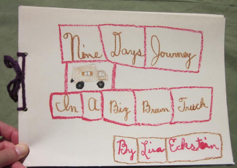 Nine Days Journey cover