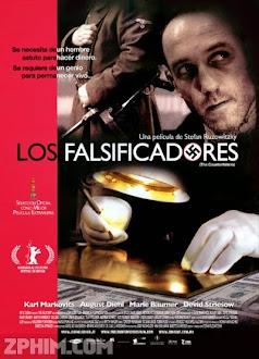 Những Kẻ Làm Bạc Giả - Die Fälscher (2007) Poster