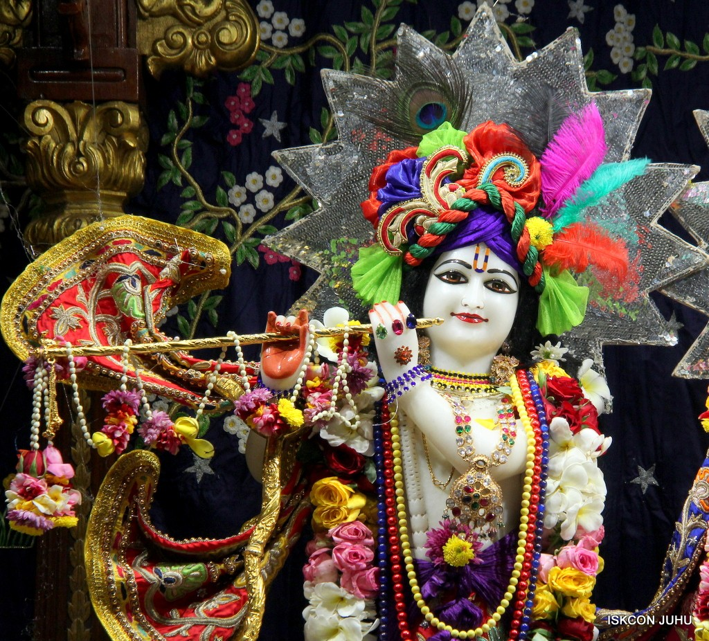 ISKCON Juhu Sringar Deity Darshan 22 Nov 2016 (11)