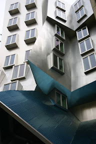 Angles of the Stata Center, MIT
