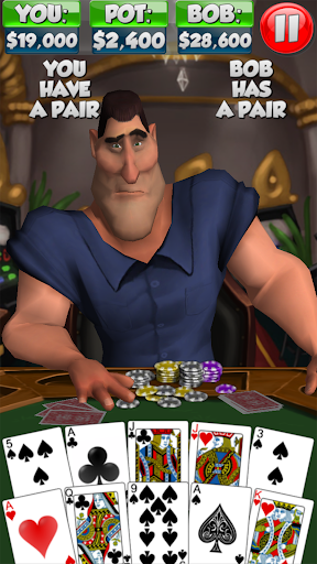 Poker With Bob  screenshots 4