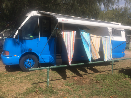 DIY Motorhome: Saving space