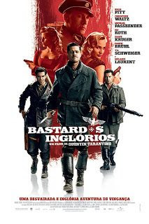 Download - Bastardos Inglórios - DVDRip AVI Dual Áudio + RMVB Dublado