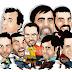 Caricaturas no Festival de Comédia - Ri